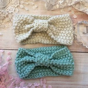 Other - Boutique Baby Girls Knit Headbands